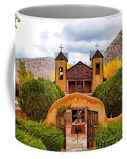 El Santuario De Chimayo Study 4 Coffee Mug