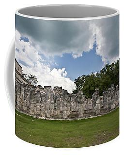 El Templo De Las Columnas  Coffee Mug