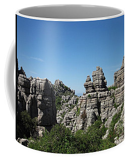 El Torcal De Antequera Coffee Mug