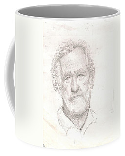 Elderly Man Coffee Mug