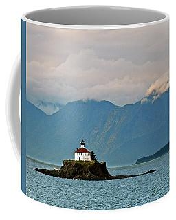 Eldred Rock Lighthouse Skagway Coffee Mug