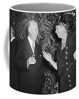 Eleanor Roosevelt And Marshall Coffee Mug