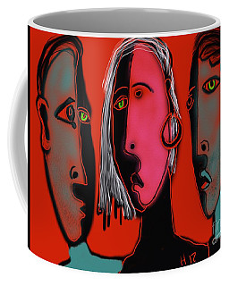Election Reaction Coffee Mug