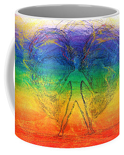 Electric Angel Coffee Mug