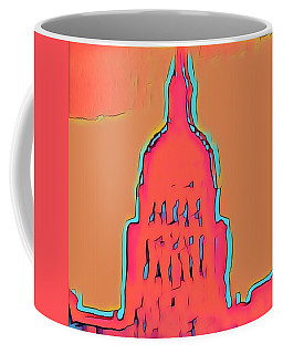 Electric Austin Coffee Mug