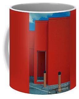 Electric Back Coffee Mug