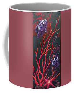 Electric Clown Coffee Mug