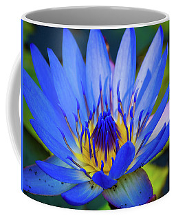 Electric Lily Coffee Mug