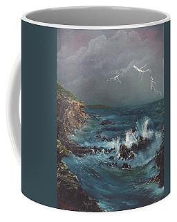 Electric Sky Coffee Mug