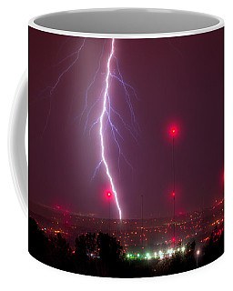 Electric Transmission Coffee Mug