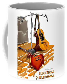 Electrical Meltdown Se Coffee Mug
