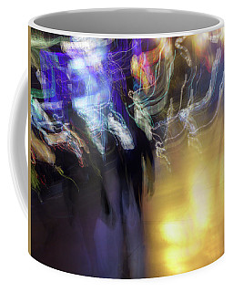 Coffee Mug featuring the photograph Electrical Storm by Alex Lapidus