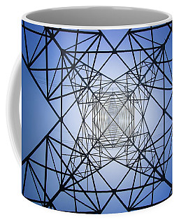Electrical Symmetry Coffee Mug
