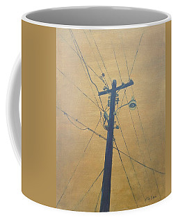 Electrified Coffee Mug