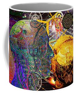 Electromagnetic Lighthouse Thirdeye Portal Coffee Mug