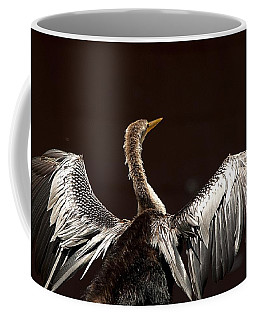 Elegant Anhinga Coffee Mug