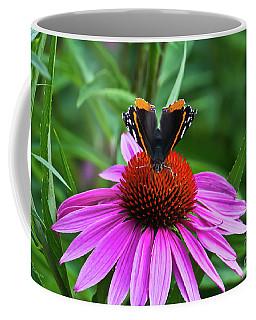 Elegant Butterfly Coffee Mug