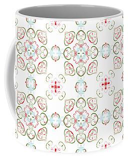 Elegant Christmas #02 Coffee Mug