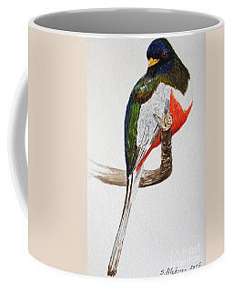 Elegant Trogon Coffee Mug