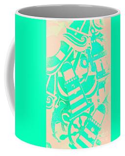 Elemental Coast Coffee Mug