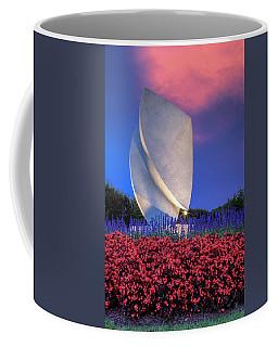 Elements At Christopher Newport University Coffee Mug