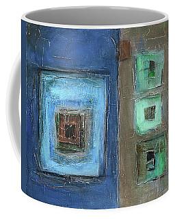 Elements Coffee Mug by Behzad Sohrabi