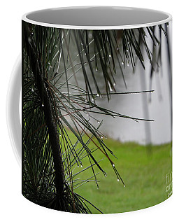 Coffee Mug featuring the photograph Elements by Greg Patzer