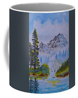 Elements Of Nature 2 Coffee Mug