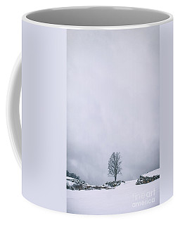 Elements Of Silence Coffee Mug