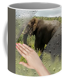 Elephant 2 Coffee Mug