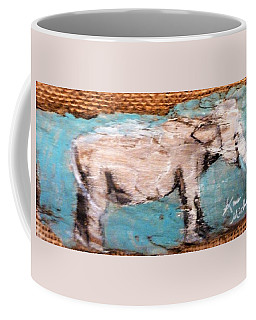 Elephant Coffee Mug by Ann Michelle Swadener