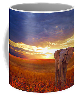 Elephant Baby Coffee Mug