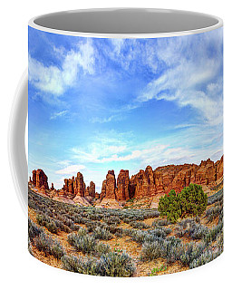 Elephant Butte Coffee Mug