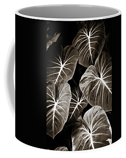 Elephant Ears On Parade Coffee Mug
