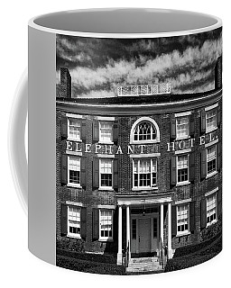 Elephant Hotel Coffee Mug