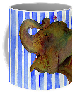 Elephant Joy Coffee Mug