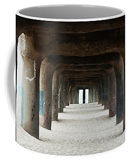 Elephant Legs Coffee Mug