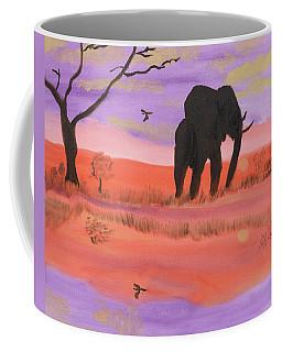 Elephant Spotlight Coffee Mug