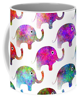 Elephant Parade Coffee Mug