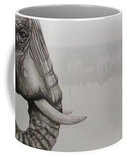 Elephant Tears Coffee Mug