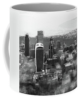 Elevated View Of London Coffee Mug