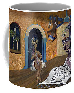 Eleven Minutes After Midnight Coffee Mug
