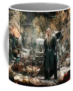 Elf King Thranduil  Coffee Mug