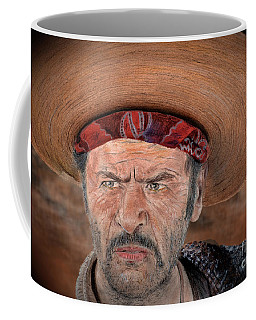 Eli Wallach As Tuco In The Good The Bad And The Ugly Version II Coffee Mug