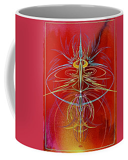 Elijah's Whirl Wind  Coffee Mug