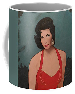 Elizabeth Taylor - Absolutely Beautiful Coffee Mug