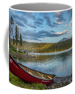 Elk Beach Memories Coffee Mug