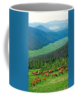 Elk Highlands Coffee Mug