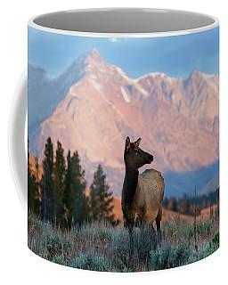 Elk Majesty Coffee Mug