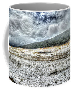 Elk Meado Pano Coffee Mug